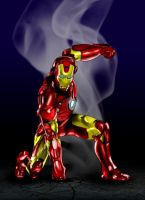 I am Iron Man - WIP by Marsaliath