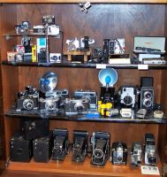 Cameras in My office by mammothhunter