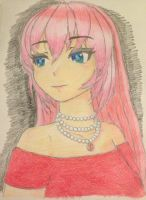 Tda Luka Portrait (Colored!) by Myindiansummer