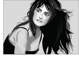 Penelope Cruz by Pepe09