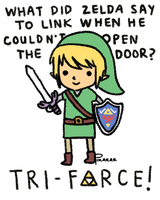 Triforce by pikarar