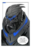 Garrus by uger
