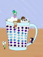 Hot Cocoa by tigerbabes1029