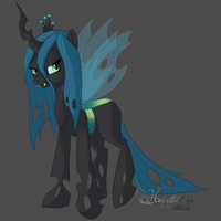 Chrysalis - futur keychain by hecatehell
