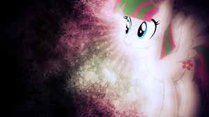 Blossomforth Wallpaper by SandwichDelta