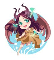 Little Maleficent by hientruong95