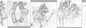 maybe i'm not doujin material by pantsu-pirate