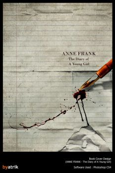 ANNE FRANK by yatrik1788