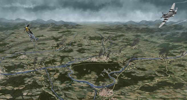 The Ardennes Offensive by BenWootten
