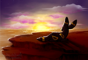 Watching and Waiting by Bloodtaintedsoul