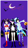 HappyHalloween2013 by lovelyshaude