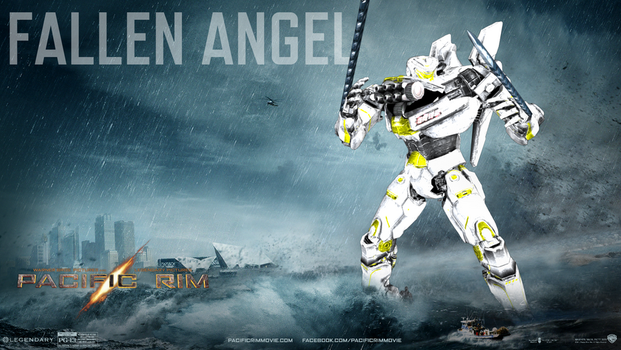 Pacific Rim: FALLEN ANGEL by IgnikaMarcus