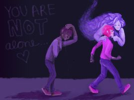 you are not alone by ionakate