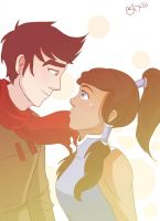 Admit it - Legend of Korra by FabulousBendingBros