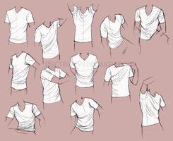 Life study: Shirts by Spectrum-VII