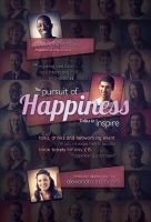 Free Flyer Template - Pursuit of Happiness by martinemes