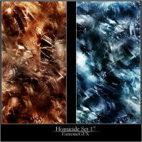 homicide set 17 by HomicideGFX