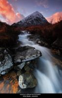 Stob Dearg - Glencoe by DL-Photography