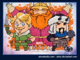 THOR The Mighty Avenger AP2 by aimo