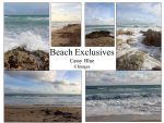 Beach Exclusives Pack by Cassy-Blue