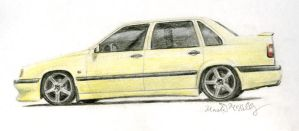 Volvo 850 T5-R by nismo4banger