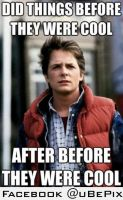 Hipster McFly by dxdiagbg