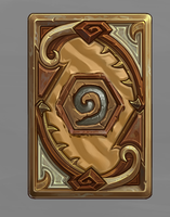 Nozdormu / Scale of the Sands cardback by rzanchetin