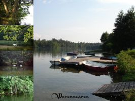 Waterscapes by Comacold-stock