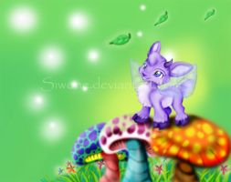 Faerie ixi by siwone
