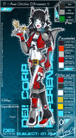 : DEIcorp - 01 Ann reference . by Dark-Yang