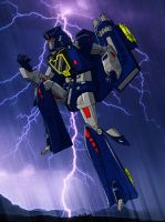 Transformers Machine Wars/G1 Soundwave by Grebo-Guru