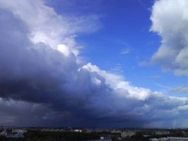 Storm clouds 2 by Martin-Luure
