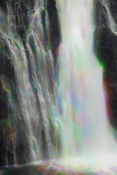 Burney Falls tricolor by shagie