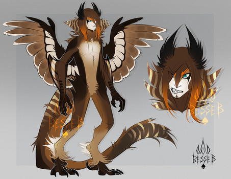 Harpy Adopt AUCTION closed by BeSSeB