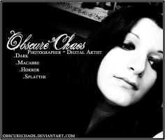Obscure Chaos New ID 2007 by ObscureChaos