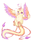 Faerie Pteri by Khryas