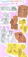 Doodle Dump TF2 by pinappleapple
