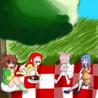 Picnic by Hira-Dontell