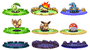 Gold Sprite Revamp-Dex Preview by The-Godlings-Rapture