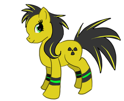 Fallout Pony by Hedgey