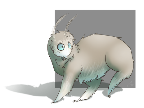 Bumble (Contest entry) by Kikitwou