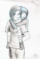 brothers... long ago... by Itachi-girl214