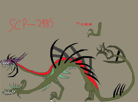 Scp-2985 by Dragonrage19