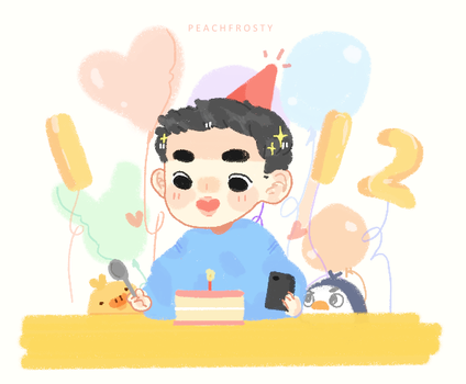 Happy Kyungsoo day by Lolibeat