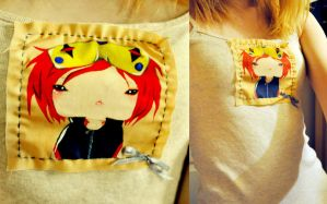 MCR Gerard Top by udon-art