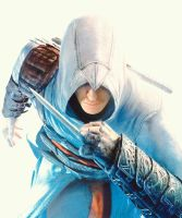 Altair Ibn La'Ahad: Edited Photo by KayleeRedfield