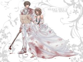 SH4_Bloody Wedding by LuCiFelLo