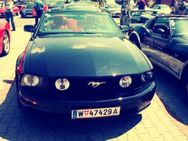 Mustang GT by CynderxNero