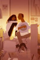To fix  a broken heart by PascalCampion