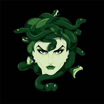 Medusa by MikeMahle